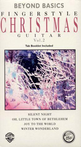 Ultimate Beginner: Beyond Basics - Fingerstyle Christmas Guitar, Step 2