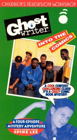 Ghostwriter: Into the Comics