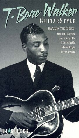 T-Bone Walker: Guitar Style