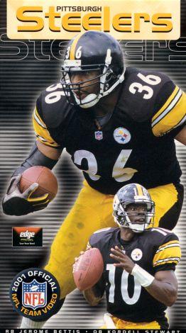 NFL: 2001 Pittsburgh Steelers Team Video