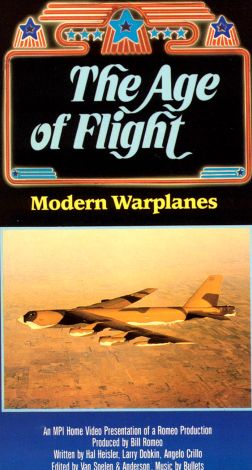 The Age of Flight: Modern Warplanes