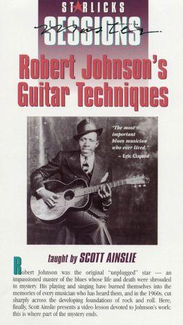 Robert Johnson's Guitar Techniques