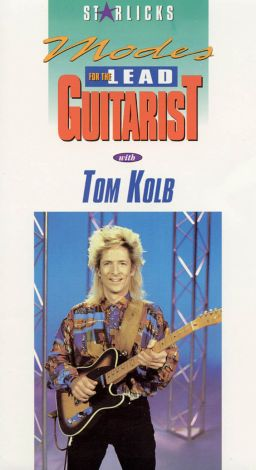 Tom Kolb: Modes for the Lead Guitarist