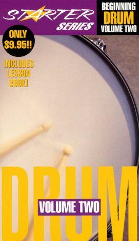 Starter Series: Beginning Drum, Vol. 2