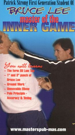 Patrick Strong: First Generation Student of Bruce Lee - Master of the Inner Game