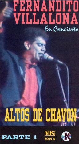 Fernandito Villalona: Altos de Chavon, Parte 1