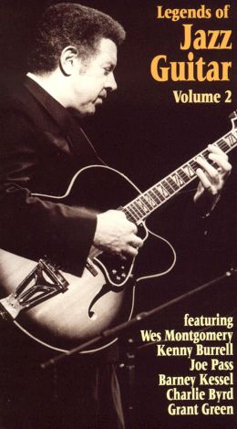 Legends of Jazz Guitar, Vol. 2