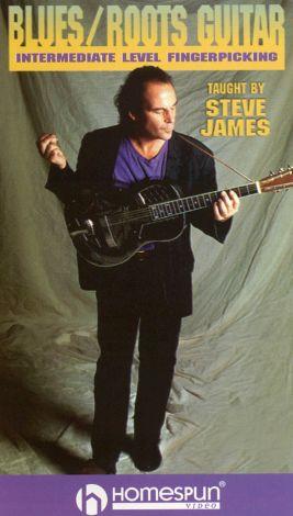 Blues/Roots Guitar: Intermediate Level Fingerpicking