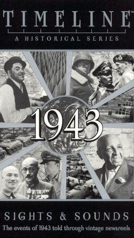 Timeline: 1943