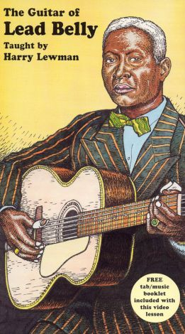 The Guitar of Lead Belly