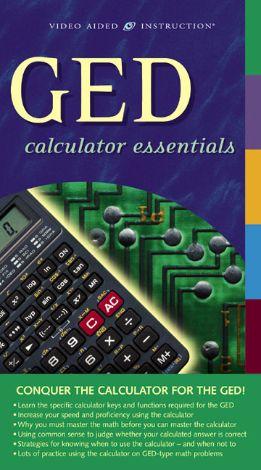 GED Calculator Essentials