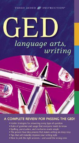 GED Language Arts, Writing