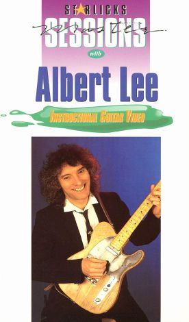 Star Licks Master Sessions: Albert Lee