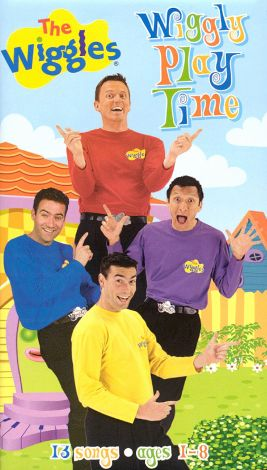 The Wiggles: Wiggly Play Time