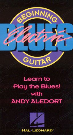 Beginning Electric Guitar: Learn to Play the Blues!