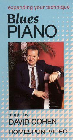 Blues Piano, Vol. 3: Expand Your Technique