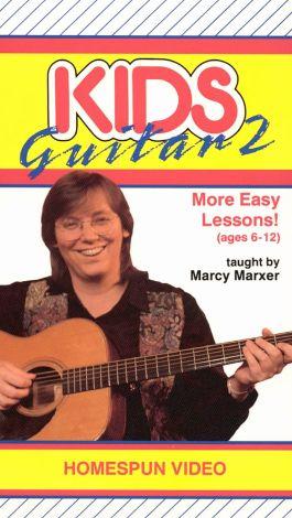 Kids Guitar, Vol. 2: More Easy Lessons!