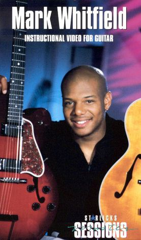 Star Licks Master Sessions: Mark Whitfield