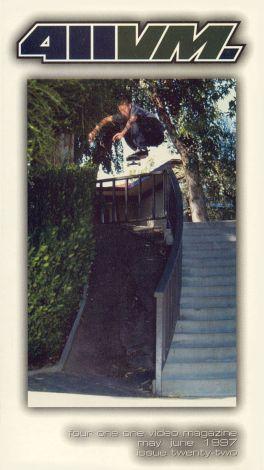411 Video Magazine: Skateboarding, Vol. 22