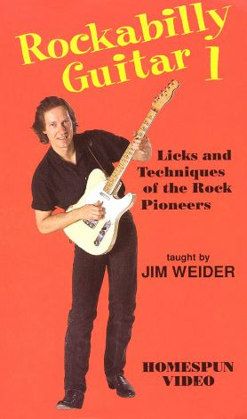 Rockabilly Guitar: Licks and Techniques of the Rock Pioneers, Vol. 1