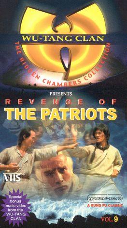Revenge of the Patriots