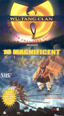 10 Magnificent Killers