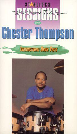 Star Licks Master Sessions: Chester Thompson