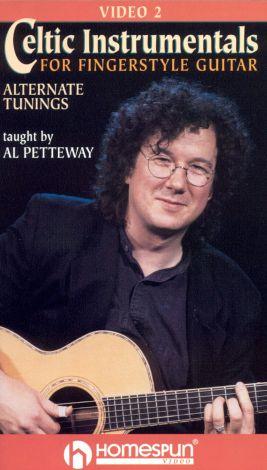 Celtic Instrumentals for Fingerstyle Guitar, Vol. 2: Alternate Tunings