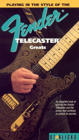 Playing in the Style of the Fender Telecaster Greats