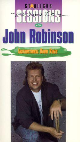 Star Licks Master Sessions: John Robinson