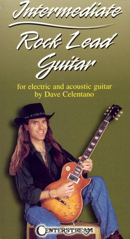 Intermediate Rock Lead Guitar for Electric and Acoustic Guitar