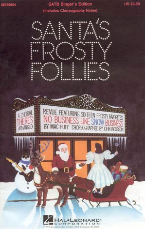 Santa's Frosty Follies Revue