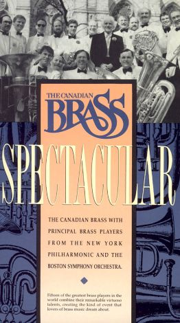 The Canadian Brass Spectacular