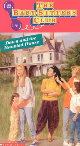 The Baby-Sitters Club : Dawn and the Haunted House