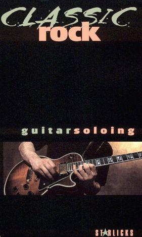 Barrett Tagliarino: Classic Rock Guitar Soloing