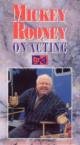 Mickey Rooney on Acting