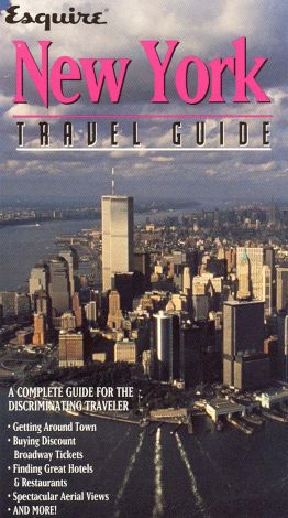 Esquire Travel Guide: New York