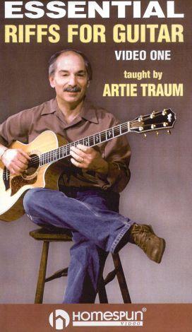 Artie Traum: Essential Riffs for Acoustic Guitar