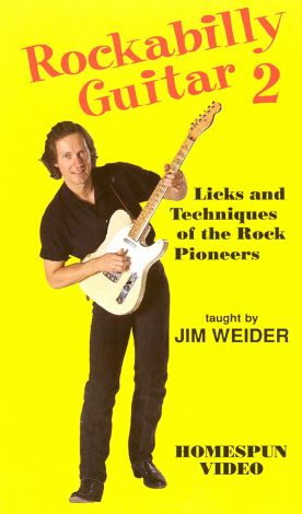 Rockabilly Guitar: Licks and Techniques of the Rock Pioneers, Vol. 2