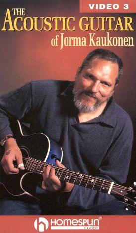 The Acoustic Guitar of Jorma Kaukonen, Vol. 3: Blues, Rags and Originals