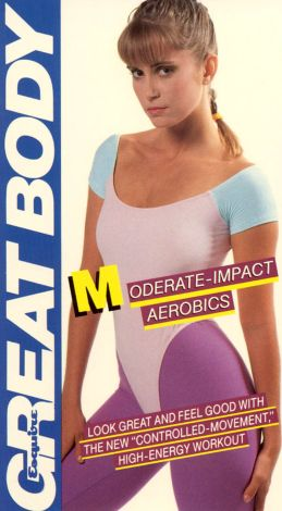 Esquire Great Body: Moderate Impact Aerobics