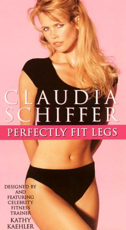 Claudia Schiffer: Perfectly Fit - Legs