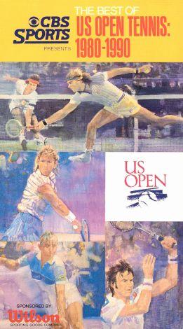 Best of U.S. Open Tennis, 1980-1990