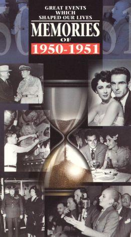 Memories of 1950-1951
