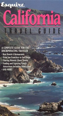 Esquire Travel Guide: California