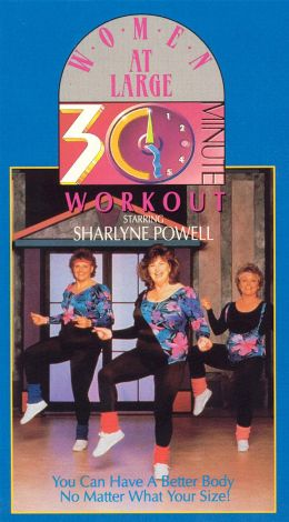 Women at Large: 30 Minute Workout