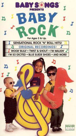 Baby Songs: Baby Rock