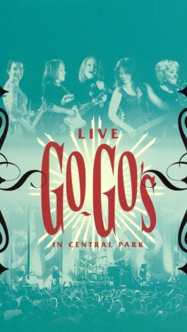 Go-Go's in Central Park