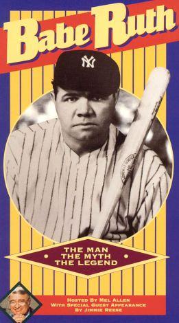 Babe Ruth: The Man, the Myth, the Legend