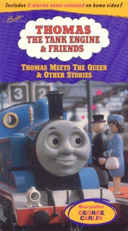 Thomas & Friends: Thomas Meets the Queen